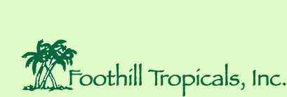 Foothill Tropicals, Inc. Logo